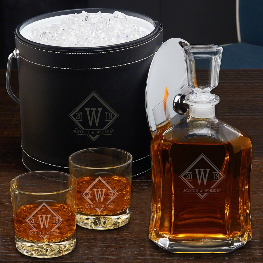 Personalized Ice Bucket and Unqiue Wedding Gifts for Couples Who Have Everything by Gifter World