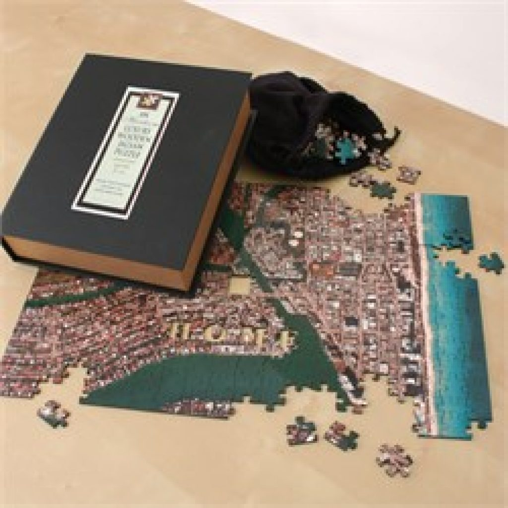 Personalized Wedding Puzzle and Other Personalized Wedding Gifts for Older Couples Who Have Everything by Gifter World