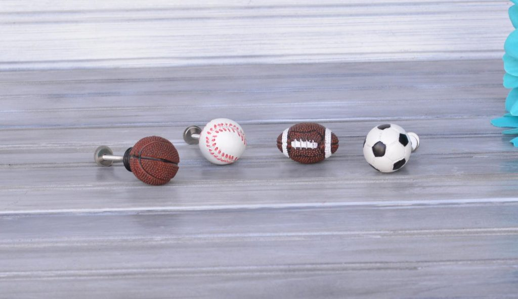 Basketball Furniture Knobs and Unique Basketball Gift Ideas for Men and Women by Gifter World
