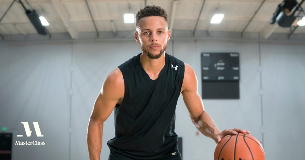 Basketball Training with Stephen Curry and the Best Basketball Gift Ideas for Guys by Gifter World