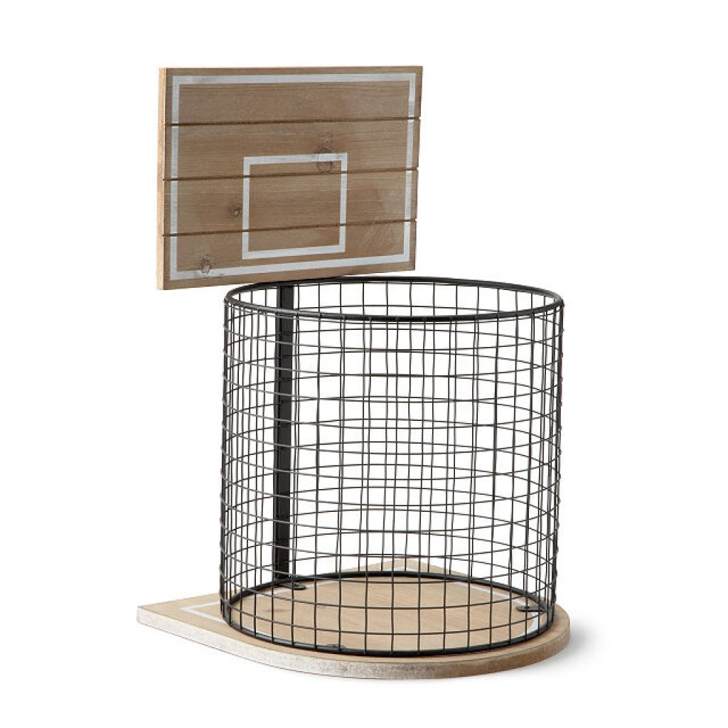 Basketball Trashcan and the Best Basketball Gift Ideas for Guys and Players by Gifter World