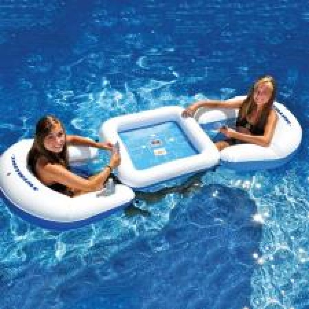 Floating Card Table and the Best Gifts for Pool Owners for Pool Parties by Gifter World