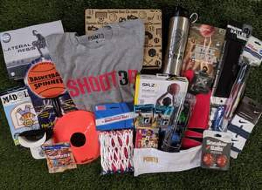 Hoops Box Subscription and Unique Basketball Gifts for Kids and Teens by Gifter World