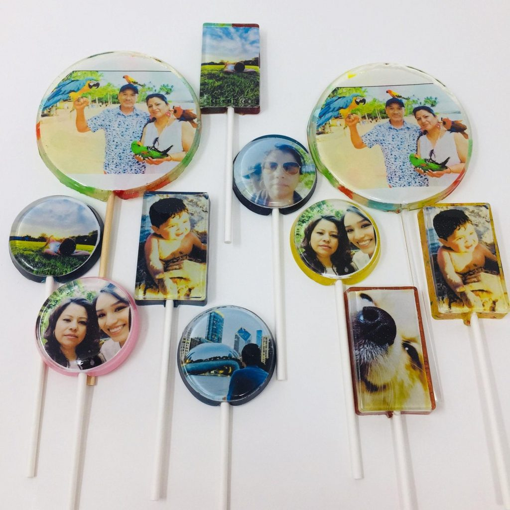 Personalized Lollipops and Personalized Going Away Gifts for Coworkers by Gifter World