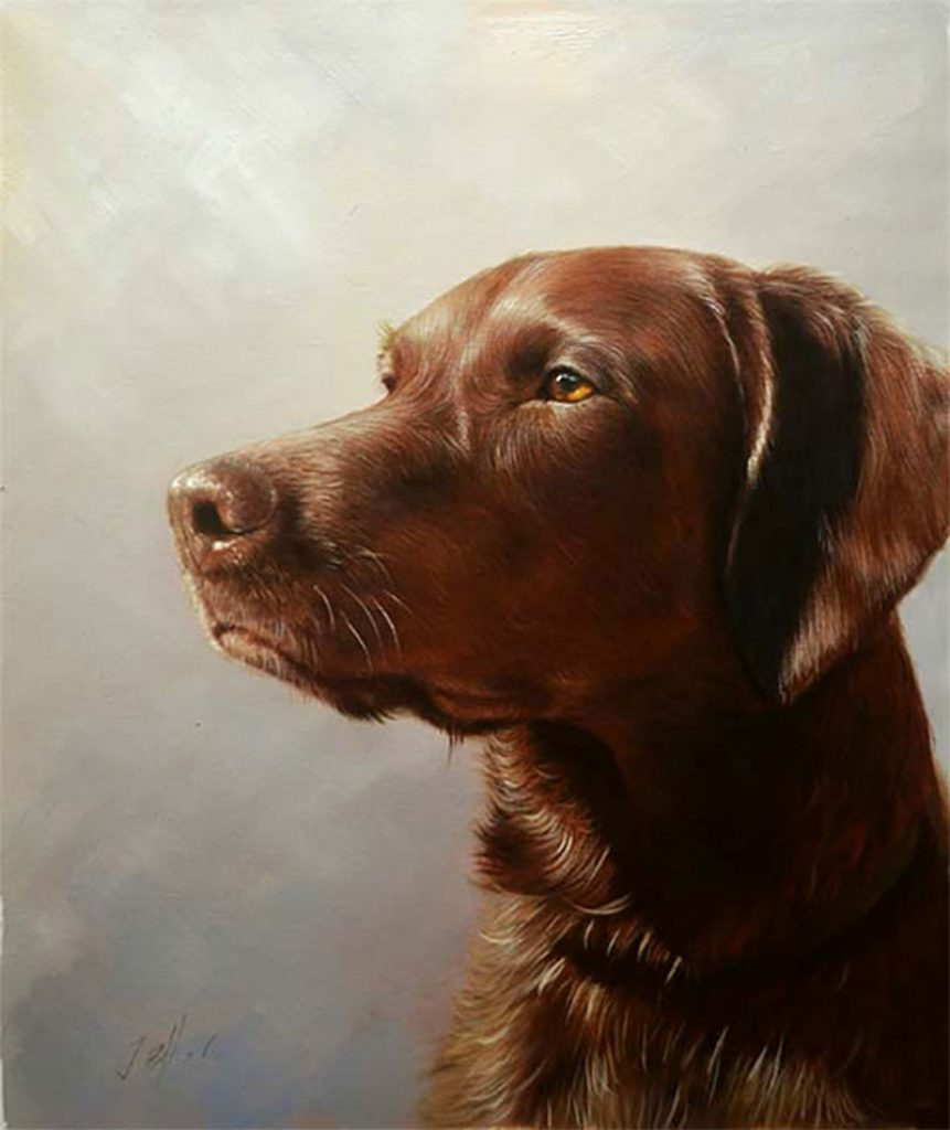 Personalized Pet Loss Portrait and Unique Gift Ideas for Someone Who Has Lost a Pet by Gifter World