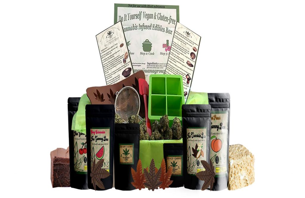 Weed Edibles and the Best Gifts for Couch Potatoes, Homebodies, and Lazy People by Gifter World