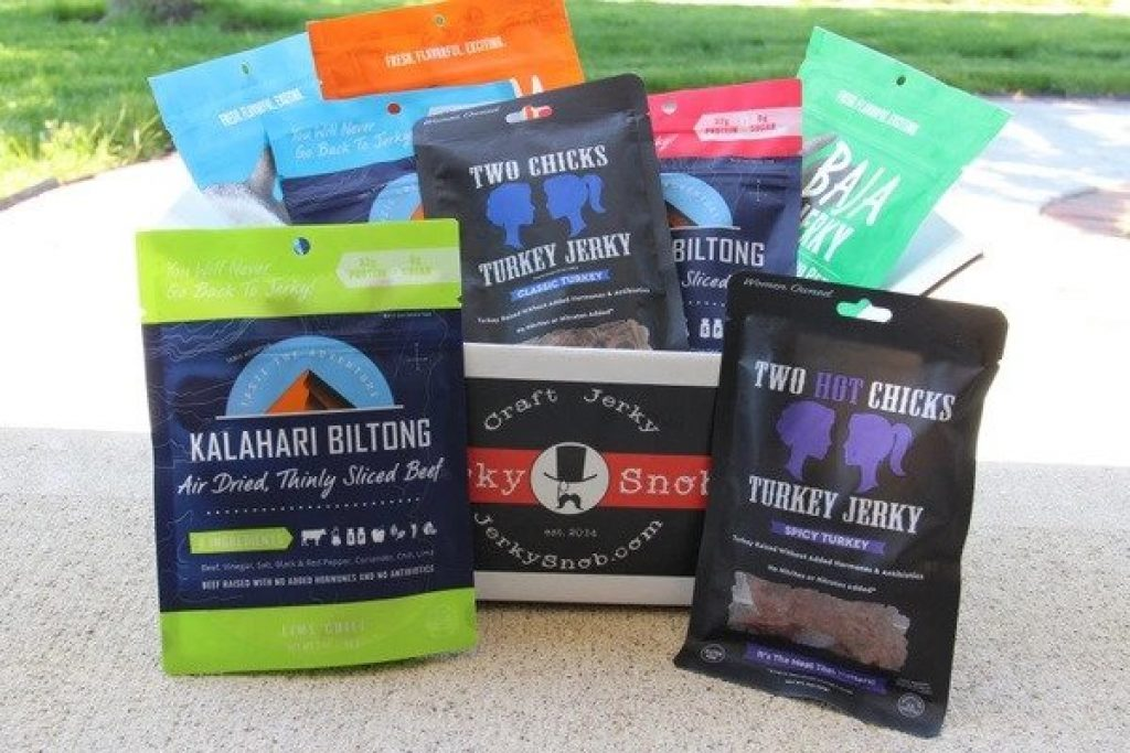 Jerky of the Month Club and the Best Gifts for Firefighters by Gifter World