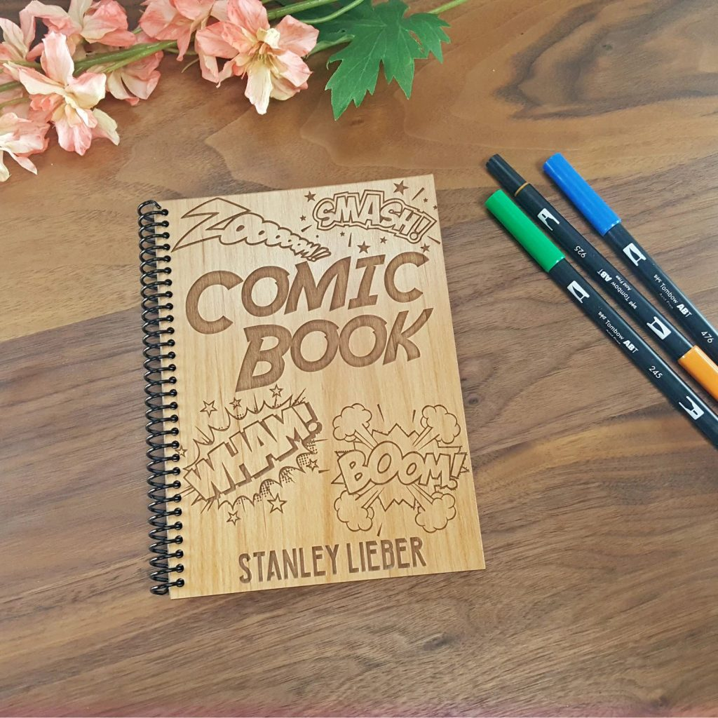 Personalized Comic Book and Unique Gifts for 18 Year Old Boys and Girls by Gifter World
