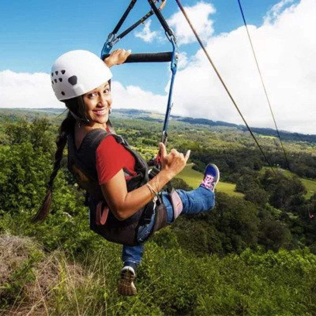 Zip Lining Adventure Experience and Unique Gifts for 18 Year Olds by Gifter World