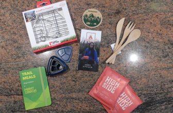 Nomadik Box Review, July 2020 – Camp Kitchen