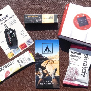 Nomadik Box Subscription Review (April 2020) – Outdoor Gear