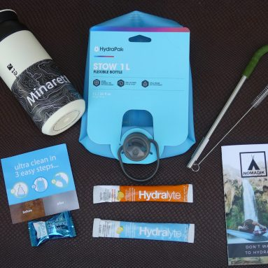 Nomadik Outdoor Gear Subscription Box Product Review (March 2020 Box)