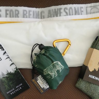 Nomadik Outdoor Gear Subscription Box Review – May 2020