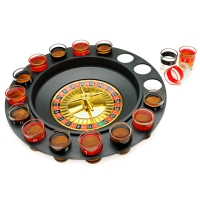 Shot Glass Roulette Game