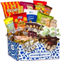 Universal Yums Gift Box of Treats from Around the World