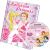 Princess Personalized Book and Music with Your Child's Name Throughout